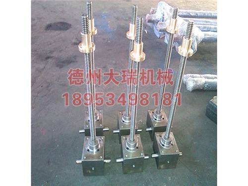 螺旋丝杆升jiang机供应